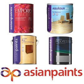 Asian Paints Wood Finishes (Doors and windows)