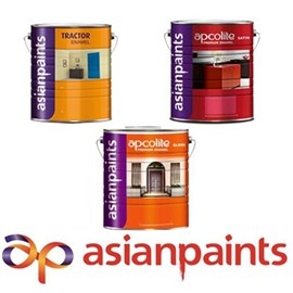 Asian Paints Metal Finishes (Enamels & Epoxy)