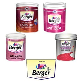 Berger Paints Exterior (Emulsions)