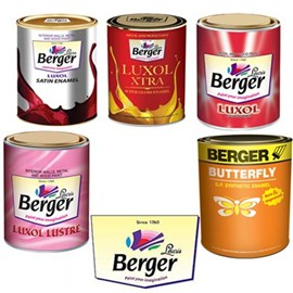Berger Paints Metal Finishes (Enamels)