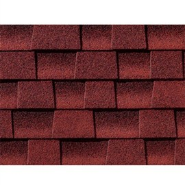 GAF Shingles (Patriot Red)