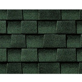 GAF Shingles (Hunter Green)