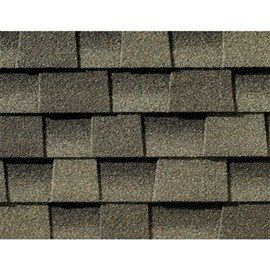 GAF Shingles (weathered wood)