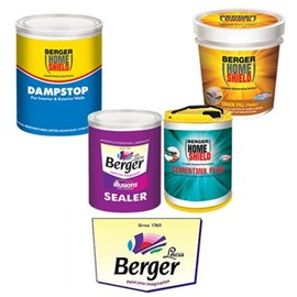 Berger Paints Water Proofing