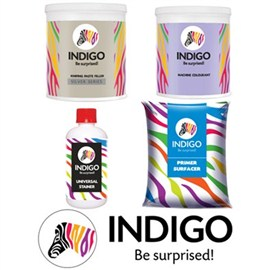 Indigo Paints  (General Purpose)