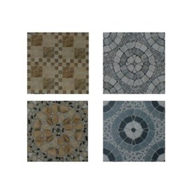 Digital Porch Tiles