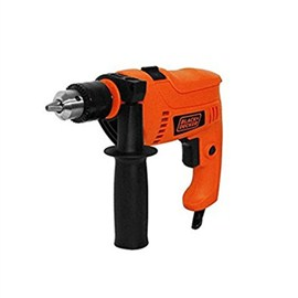 BLACK+DECKER -Variable Speed Hammer Drill (HD555)