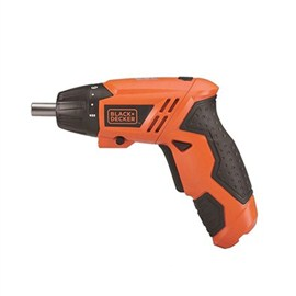 BLACK+DECKER -Cordless Ni-Cd Screwdriver (KC4815)
