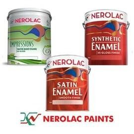Nerolac Metalic Enamel Paint
