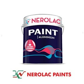 Nerolac Ancillary Paints Aluminium Paint
