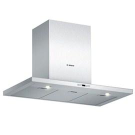 Bosch Pyramidal Slimline Chimney Hood (DEE928PIN)
