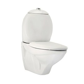 Parryware Cascade NXT Wall Hung With Cistern Set(C0208,E8300,C0771)