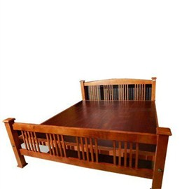 Wooden Cot-Queen Size(IG-2)