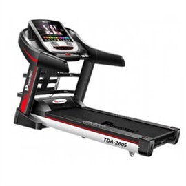 Powermax Fitness TDA-260S (2.0 Hp) Full HD Multifunction Motorized Treadmill