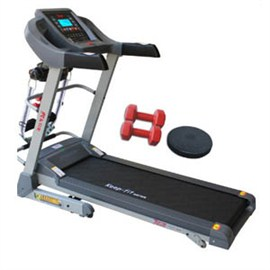 Keep-fit Motorized Treadmill TM-168