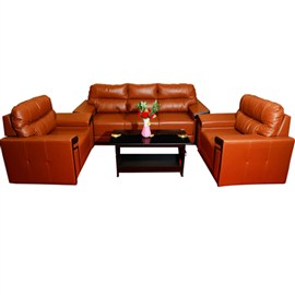 Recrone Sofa With Glass Teapoy