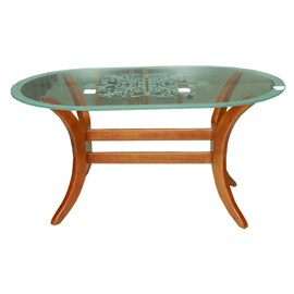 Oval Dining Table(IG-1)