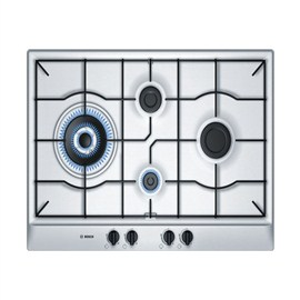 Bosch Stainless Steel Gas Hob With Integrated Controls(PCI815B8TI)