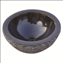 Black Granite - Wash Basin (IG 1176)