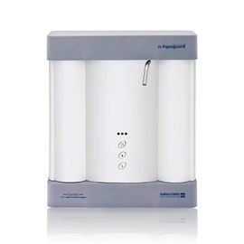 Eureka Forbes ABS Plastic Technology Aquaguard Classic (White and Grey)