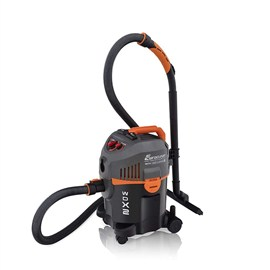 Euroclean Eureka Forbes Wd X2 Vacuum Cleaner Black and Orange