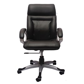 VJ Interior Executive Chair Black 21 x 23 x 48 Inch VJ-229-EXECUTIVE-HB