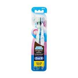Oral B PH Gum Care Medium 2sVP N   Toothbrush
