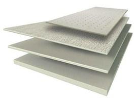 V board - Fiber Cement Board