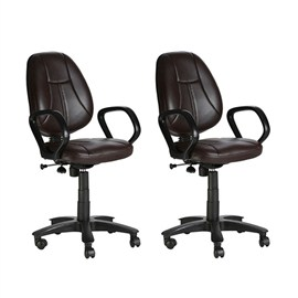 VJ Interior Galleta Task Chair Buy Two at Price of One VJ-411C