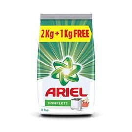 Ariel Colour Washing Detergent Powder 2+1 Kg