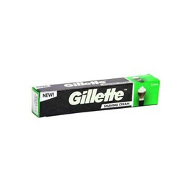 Gillette Shaving Cream - Lime, 30g Tube