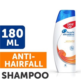 Head & Shoulders Anti Hair Fall Shampoo 200ml