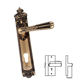 Mastiff Brass Mortise Handles(MB 05-CY)