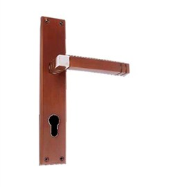 Mastiff Brass Mortise Handles(MB 61-CY)