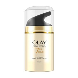 Olay Total Effects 7 in one Anti Aging Night Firming Treatment, 50g
