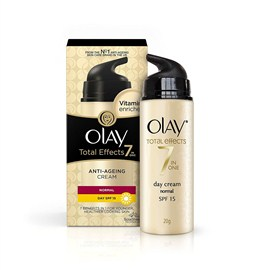 Olay Total Effects 7 in 1 day cream (20g)