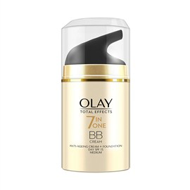 Olay Total Effects Touch Of Foundation UV 50gm