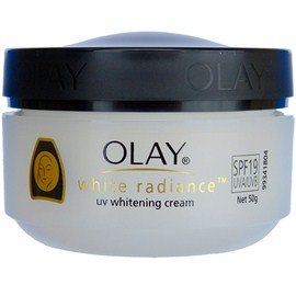 Olay White Radiance Uv Whitening Day Cream SPF 19 (50gm)