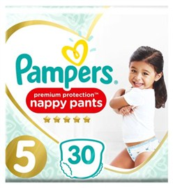 Pampers Large Size Diapers (30 Count)