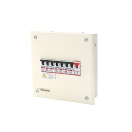 Indoasian Distribution Board SPN Single Door (810311)