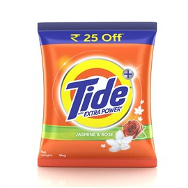 Tide Jasmine and Rose 2KG PROMO Detergent Powder
