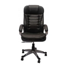 VJ Interior Executive Chair Black 21 x 23 x 48 Inch VJ-177-EXECUTIVE-HB