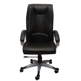 VJ Interior Executive Chair Black 21 x 23 x 48 Inch VJ-205-EXECUTIVE-HB