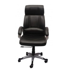 VJ Interior Executive Chair Black 21 x 23 x 48 Inch VJ-241-EXECUTIVE-HB