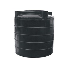 Kelachandra HDPE Over Head Water Storage Tank 2500 Ltr(Black)
