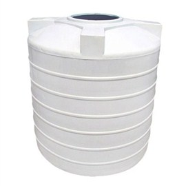 Kelachandra HDPE Over Head Water Storage Tank 750 Ltr(White)